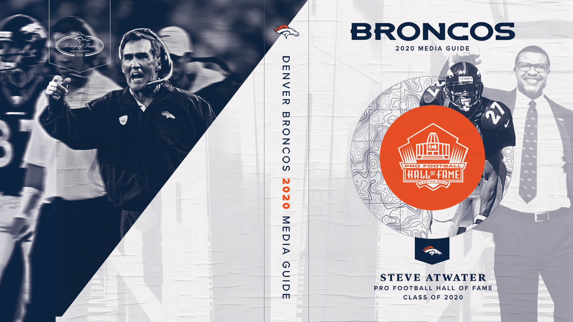 Denver Broncos 2020 Media Guide